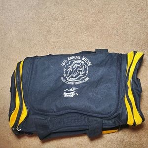 Cross country track and field gym bag